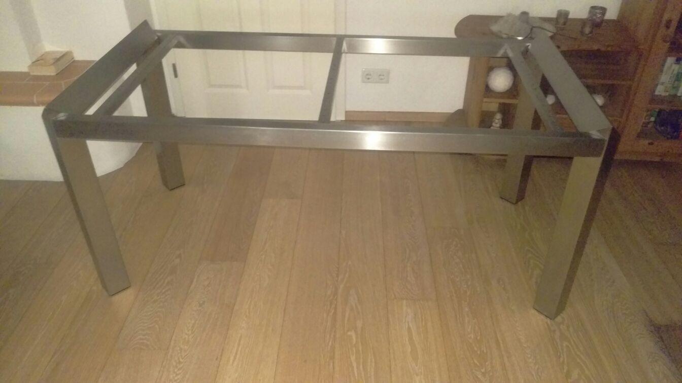 Gartentisch terassentisch esstisch wohnzimmertisch tisch for Wohnzimmertisch und esstisch in einem